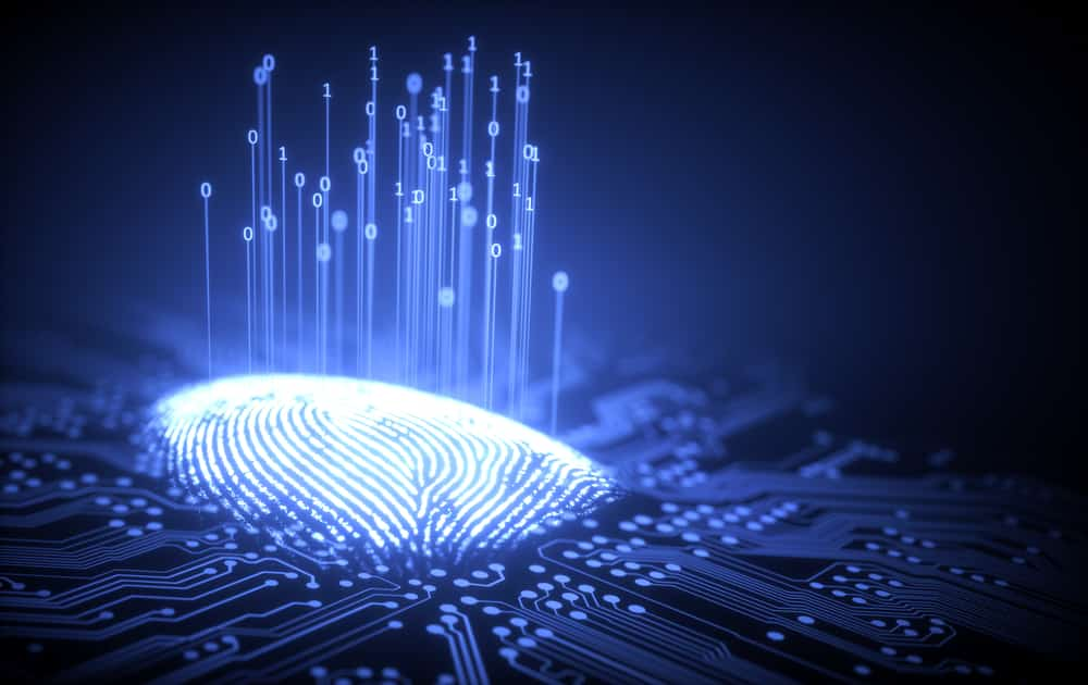 biometric authentication - Cybersecurity trends in 2019