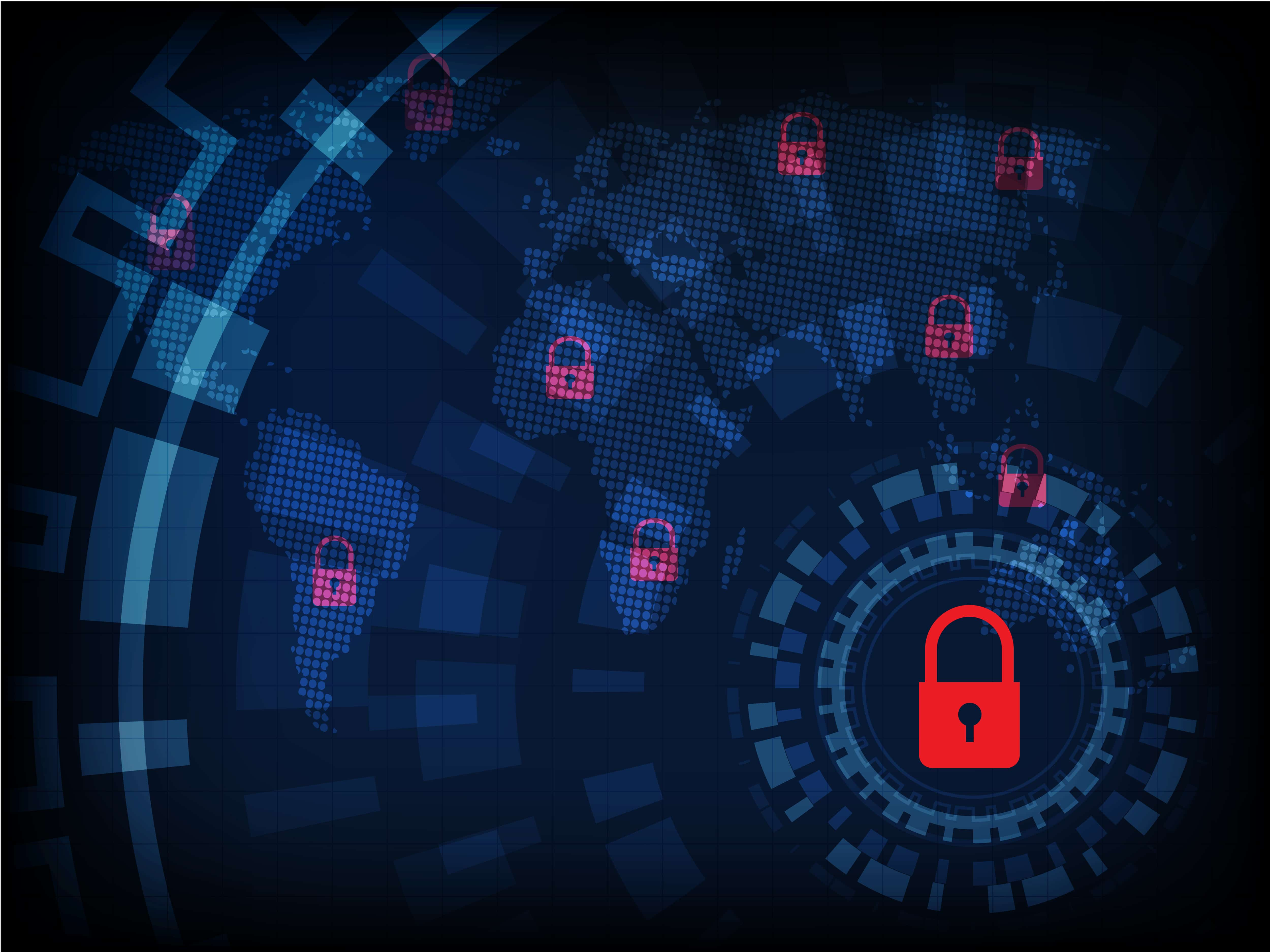 ransomware - Cybersecurity trends in 2019