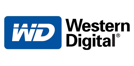 western digital logo - Servers & Storage